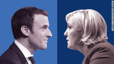 French election: Is it Emmanuel Macron's to lose?