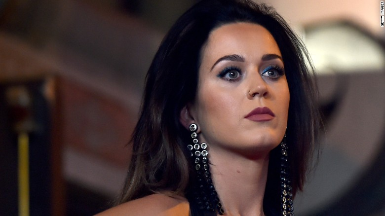 Katy Perry under fire for Obama joke