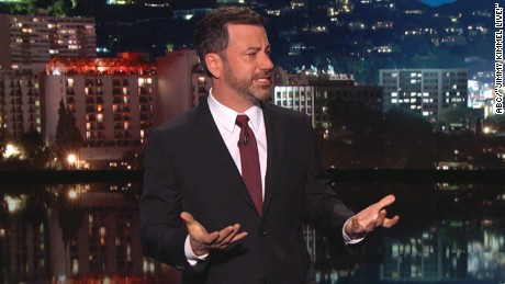 Jimmy Kimmel tearfully reveals son's health crisis