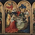 The Seilern Triptych - Robert Campin