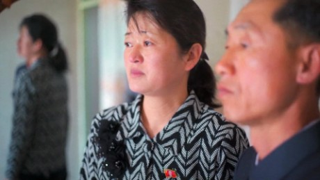CNN meets families of North Korean defectors