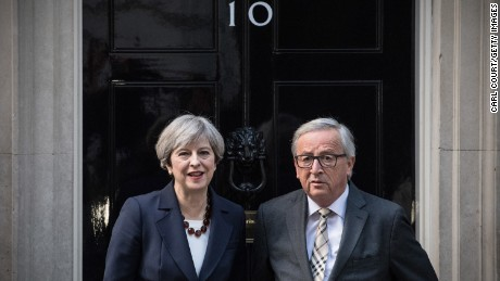 Britain and EU spar over 'How to Brexit'