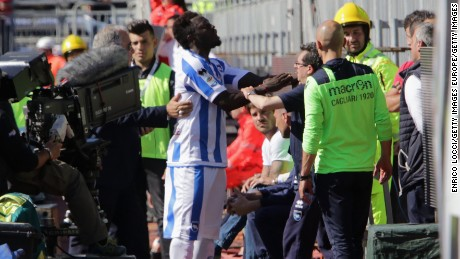 'Italian FA have a blind spot to racism'