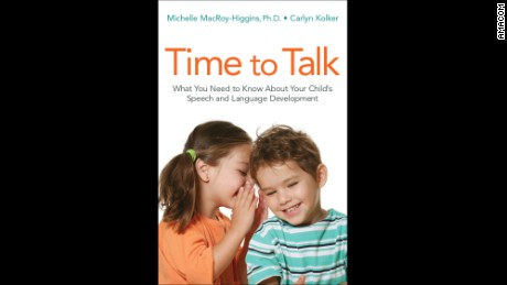 """Time to Talk"" aims to help parents understand how their child's language develops."