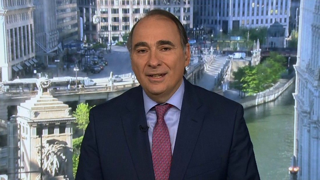 Axelrod: It takes a lot of work to lose to Trump