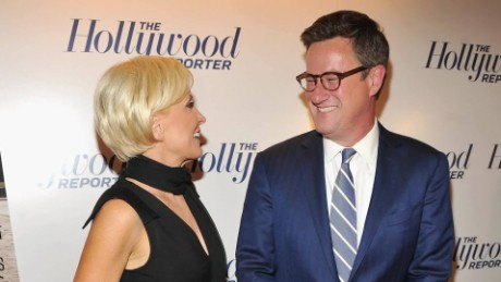 morning joe mika brzezinski joe scarborough engaged cnnmoney_00000000