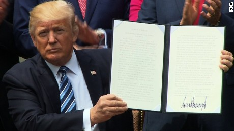 READ: Trump's executive order on religious liberty