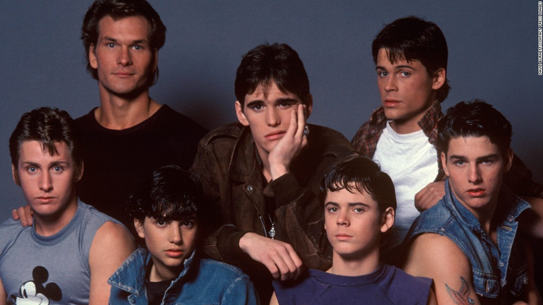 an analysis of the movie the outsiders starring c thomas howell and patrick swayze Shortly thereafter, he nabbed the lead in francis ford coppola's classic the outsiders, starring opposite the likes of diane lane, patrick swayze, matt dillon, and tom cruise it was howell's gripping performance as the tough, yet vulnerable, 'ponyboy curtis' in the outsiders that made him a household name virtually overnight.