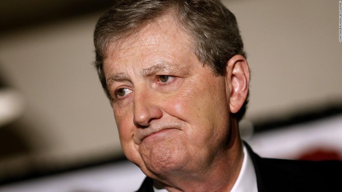 Sen. John Kennedy: Democrats need to 'urinate or get off the pot' on impeachment - CNNPolitics