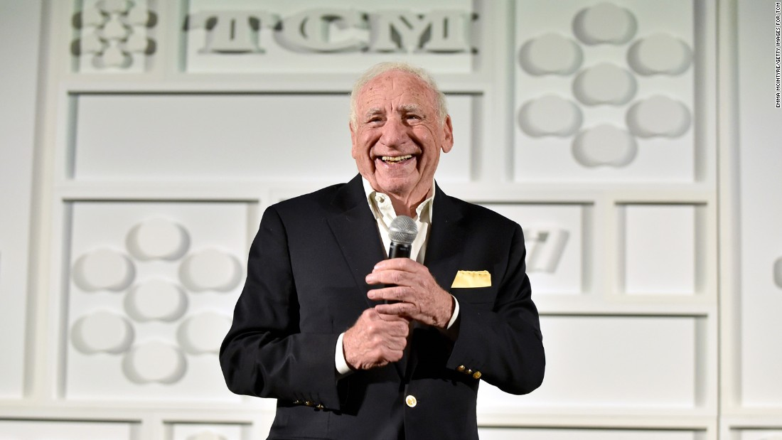 "<strong>Mel Brooks, born 1926:</strong> The American comedian, actor, director, producer, playwright and screenwriter is best known for comedic farces such as ""The Producers,"" ""Blazing Saddles,"" ""Young Frankenstein"" and ""Spaceballs."""