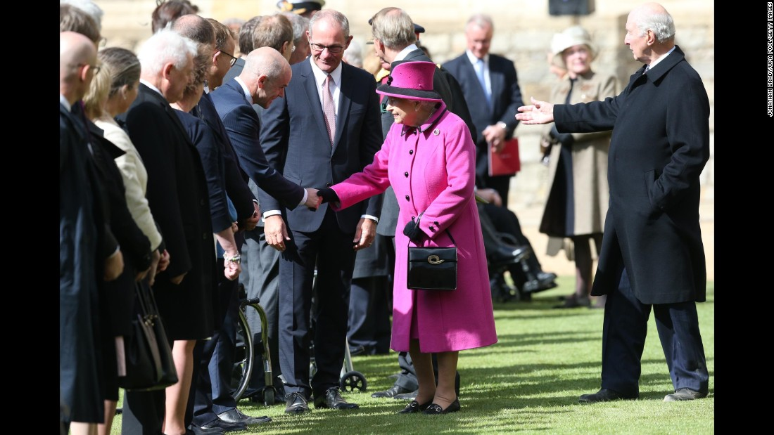 <strong>Queen Elizabeth II, born 1926: </strong>The Queen has gradually scaled back her public appearances in recent years but continues to carry out her duties, supported by other members of the royal family.