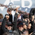 Oracle Team USA America's Cup win 2013