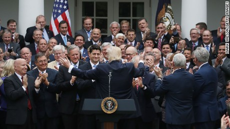 About that Rose Garden health care photo with all the white guys....