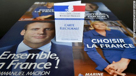 France goes to the polls