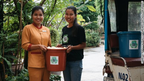 From hotel soap to Eco-Soap in Cambodia