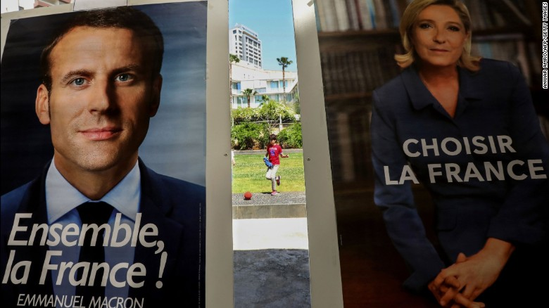 Final voting underway in French election
