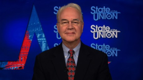 Tom Price SOTU full interview