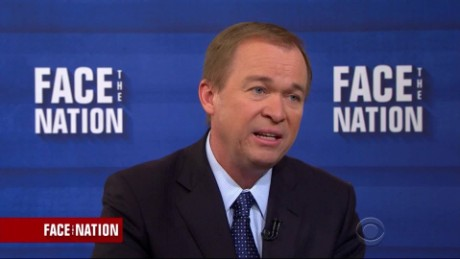 Mulvaney: Health bill gives states control