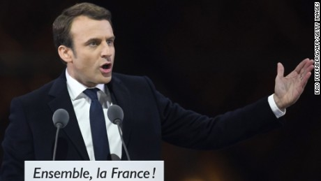 Macron faces an uphill battle from here