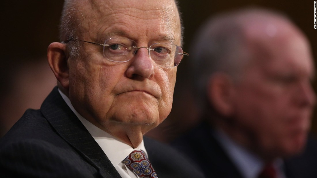 Clapper on Russia ties: Dashboard light was on