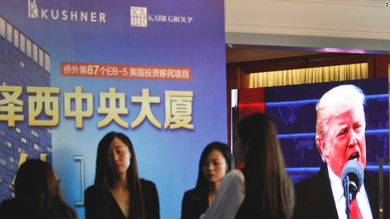WaPo reporter asked to leave Kushner event in China