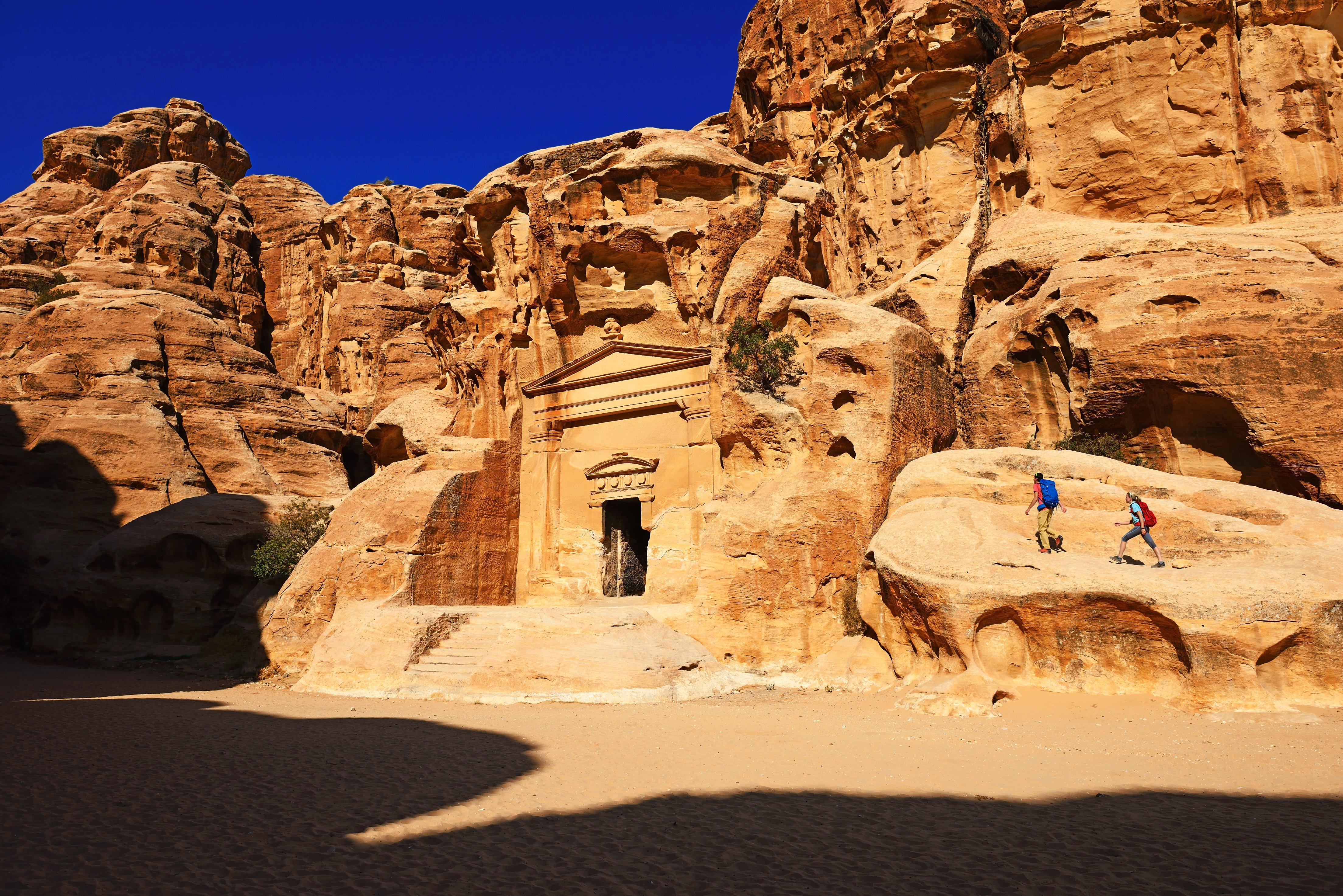 Jordan Trail: A trek through history   CNN Travel