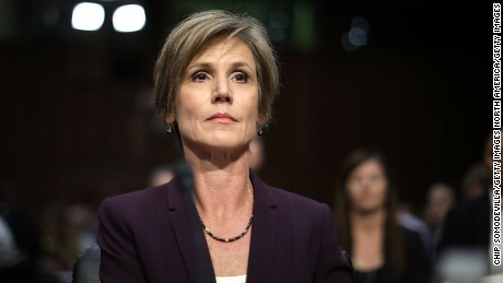 Sally Yates: Russians had 'real leverage' over Michael Flynn