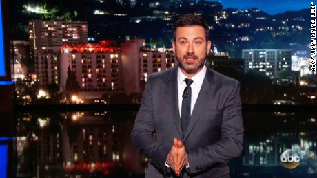 Jimmy Kimmel fires back at the haters
