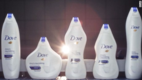 Dove ad backfires