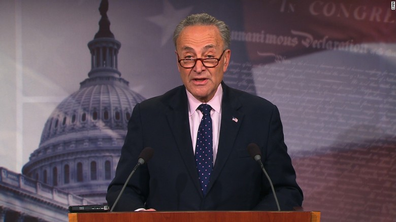Schumer: Comey firing part of troubling pattern