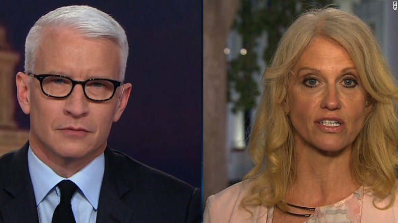 Cooper to Conway: Your answer makes no sense