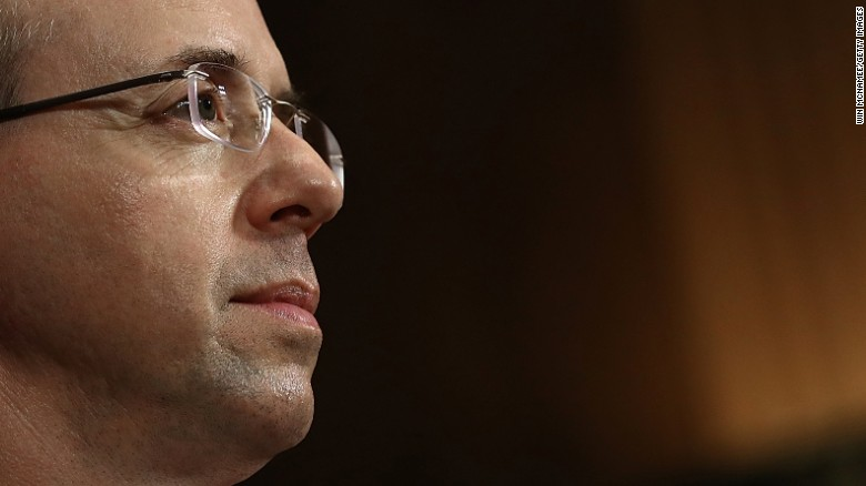 Rosenstein calls Comey a 'partisan pundit' in revealing speech