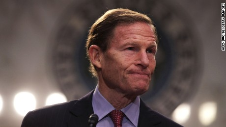 Blumenthal: Comey firing 'may well produce impeachment proceedings'
