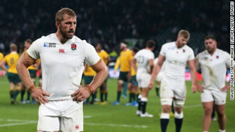England failed to progress beyond the 'Group of Death' at the 2015 World Cup