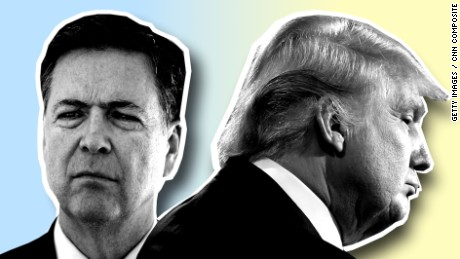 Source close to Comey says there were 2 reasons the FBI director was fired