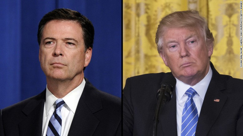 Trump: Comey was not doing a good job