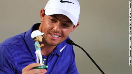 Rory McIlroy signs reported '$100 million' equipment deal