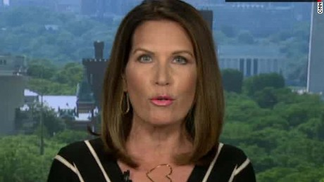 Michele Bachmann on Comey Firing nr SOT_00003108