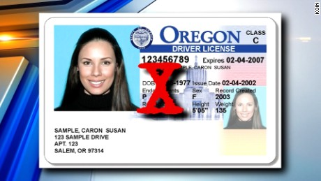 Oregon driver's licenses will offer a third gender option starting July 3.