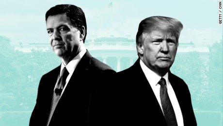 Comey doesn't prove Trump did anything wrong