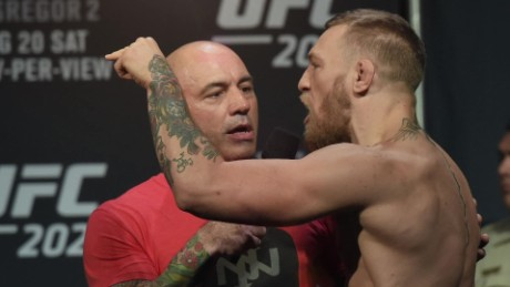 UFC's Dana White talks McGregor, Rousey