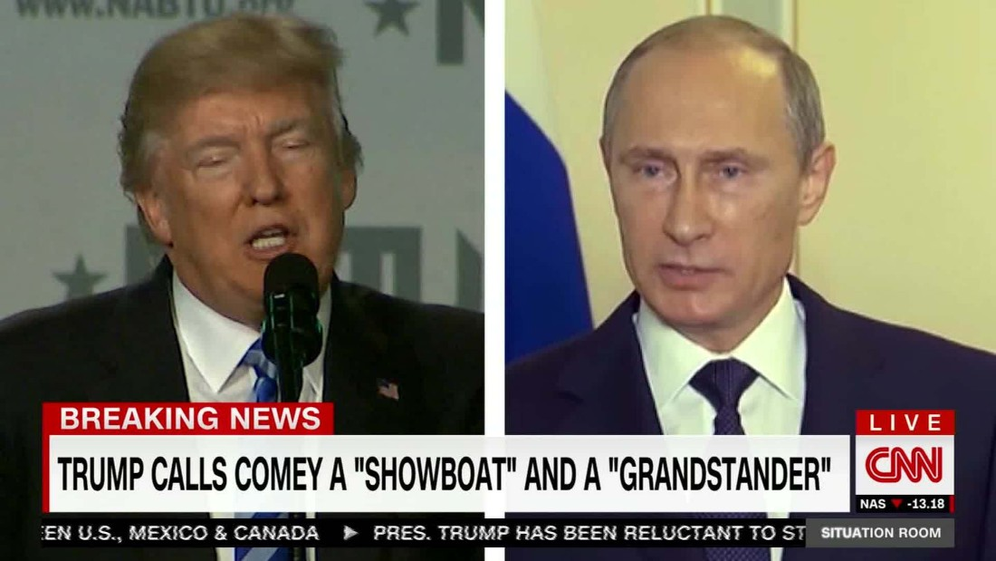 Trump and Putin to meet in July, Russian state media says