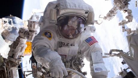Space flight activates herpes in astronauts