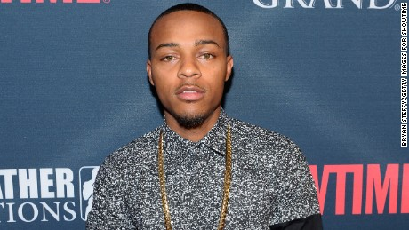 Mugshots Released of Bow Wow and Kiyomi Leslie After Fight