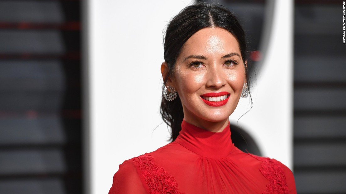 "The name Olivia has been moving up and down the top 10 list since making its debut in 2001. It was No. 2 for girls in 2016. Actress and model Olivia Munn has been seen in the TV show ""The Newsroom"" and played the character Psylocke in ""X-Men: Apocalypse"" in 2016."