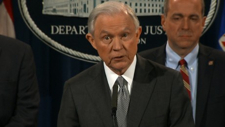 Sessions' memo to change sentencing policy