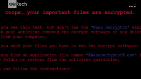 WannaCrypt ransomware attack should make us wanna cry