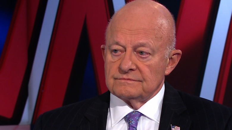James Clapper institutions assault President Trump sotu_00000000