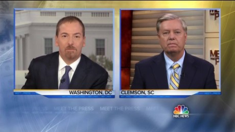 Graham on a possible link between Trump and Russia