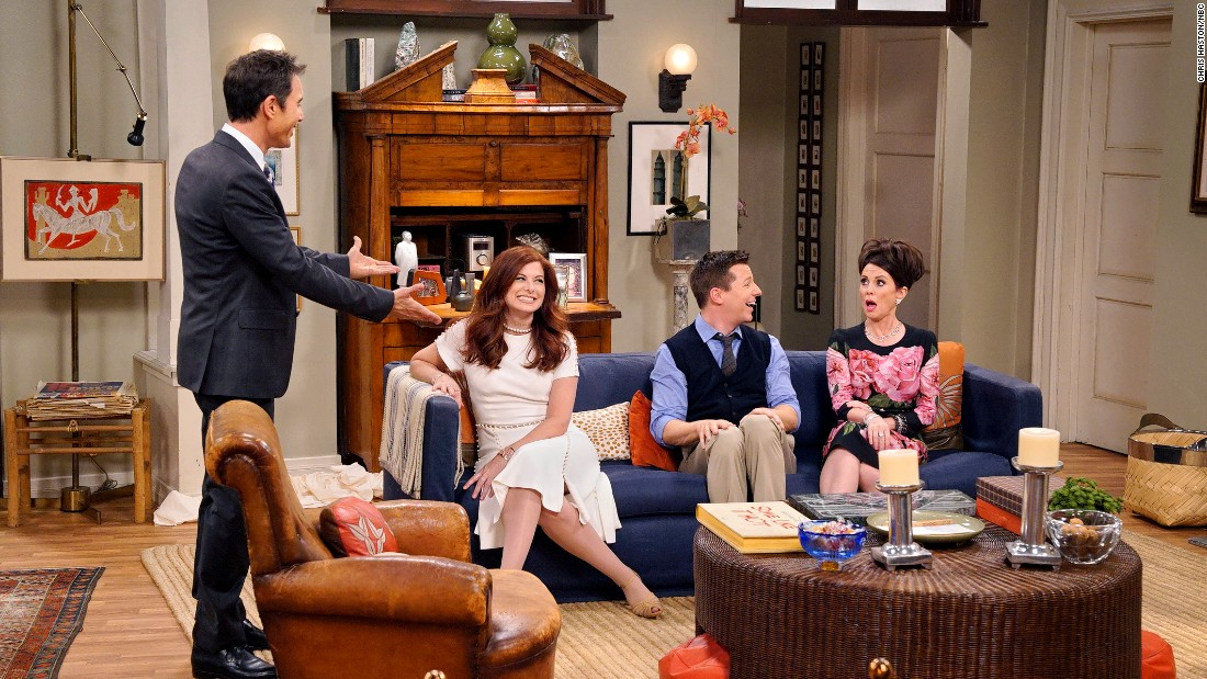 'Will & Grace' cast woos viewers with hilariously self-aware song